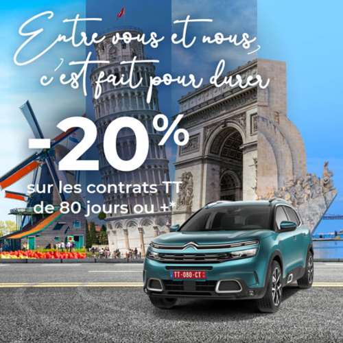 EXPATRIATE OFFERS - FRANCE FINALLY -20%