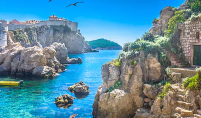 Discovering Croatia from Dubrovnik